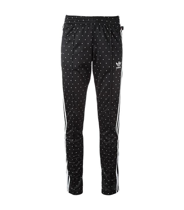Adidas Hu Race Printed Track Pants