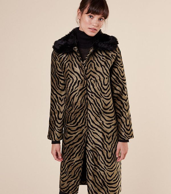 Reformation Rockefeller Coat