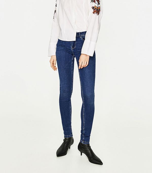 Zara Body Curve Jeggings