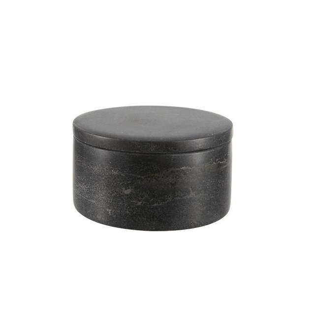 Kmart Dark Marble Container