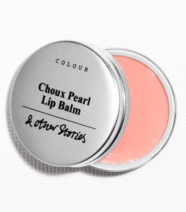 Everyday beauty products: & Other Stories Choux Pearl Lip Balm