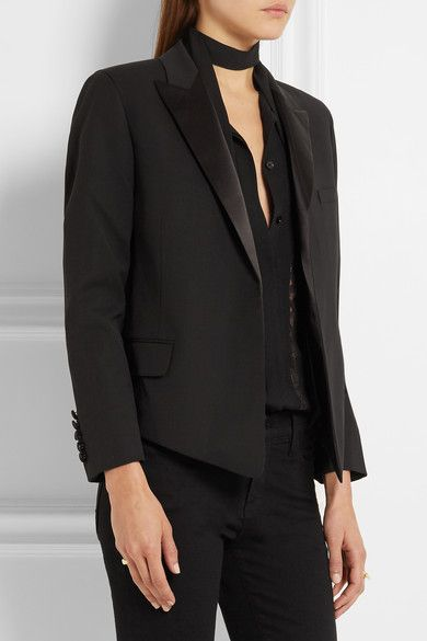 Kate Moss for Equipment Wynne Blazer
