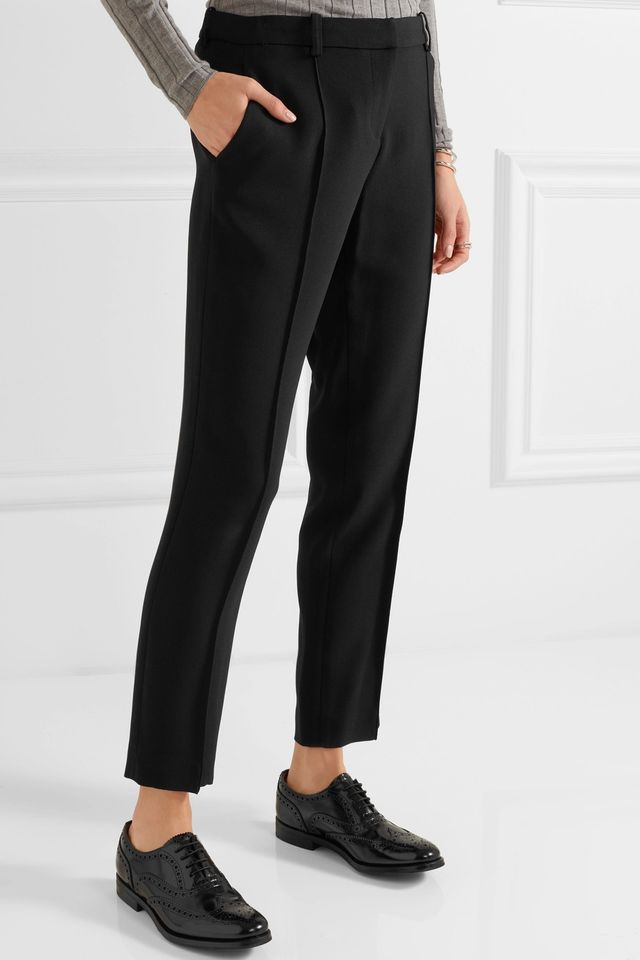 Vanessa Bruno Moustique Cropped Pants