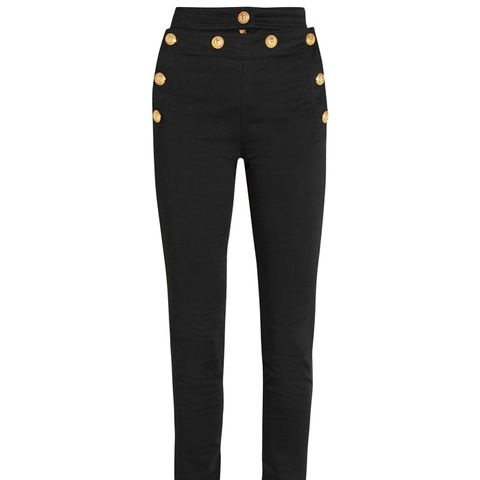 The Definitive Guide to the Best Black High-Waisted Jeans ...
