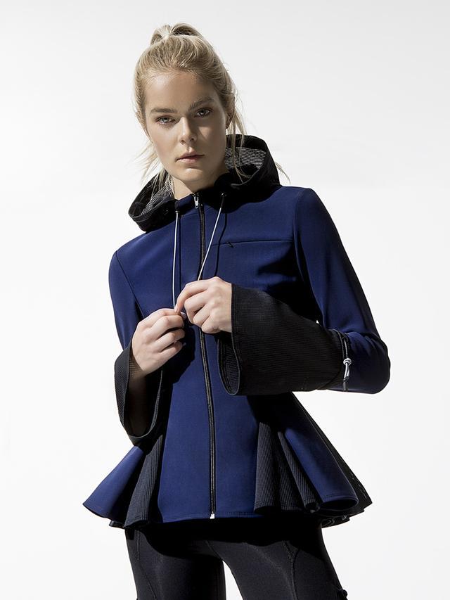 Jonathan Simkhai x Carbon38 Saarinem Jacket
