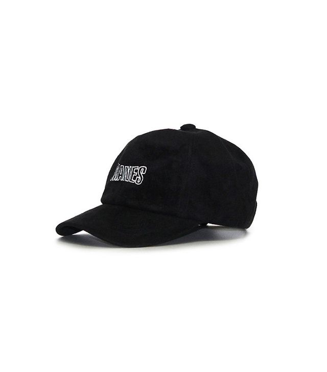 Manes Line Suede Ball Cap