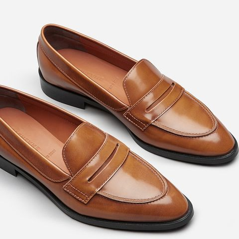 The Modern Penny Loafers