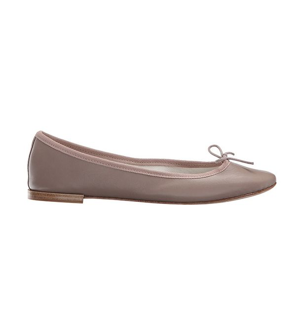 Repetto Cendrillon Ballet Flats in Hermine