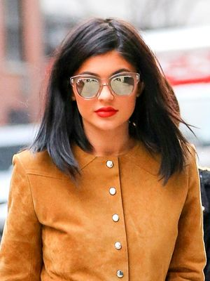 Kylie Jenner Is Already Wearing the Biggest Collab of 2017