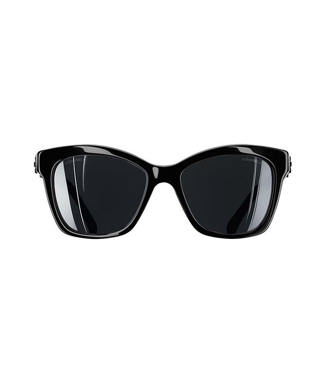 Chanel Butterfly Signature Sunglasses