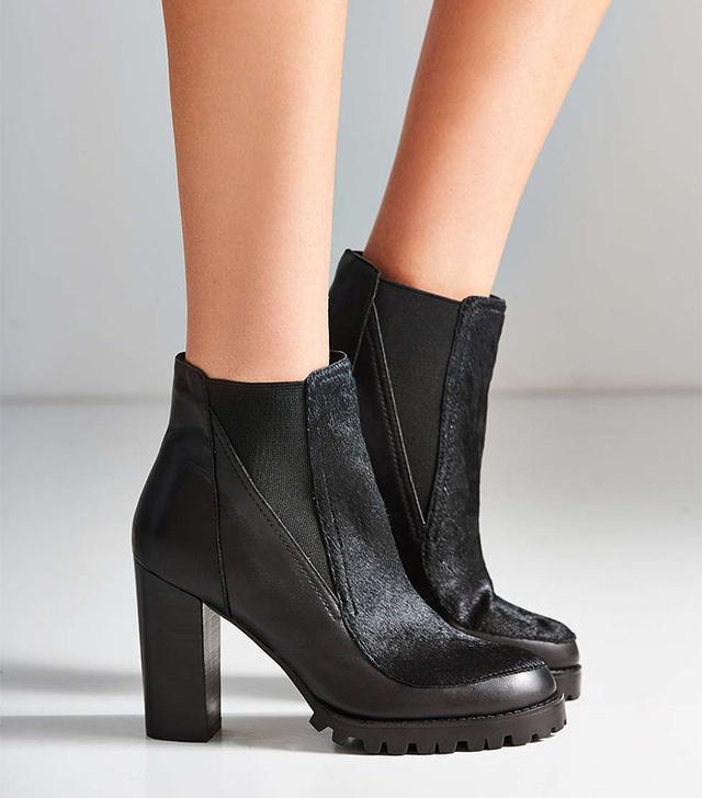 Sol Sana Winona Calf Hair Chelsea Boot
