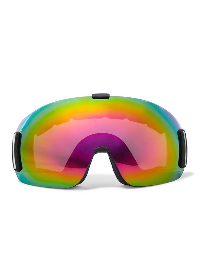 Lacroix Cloud Mirrored Ski Goggles