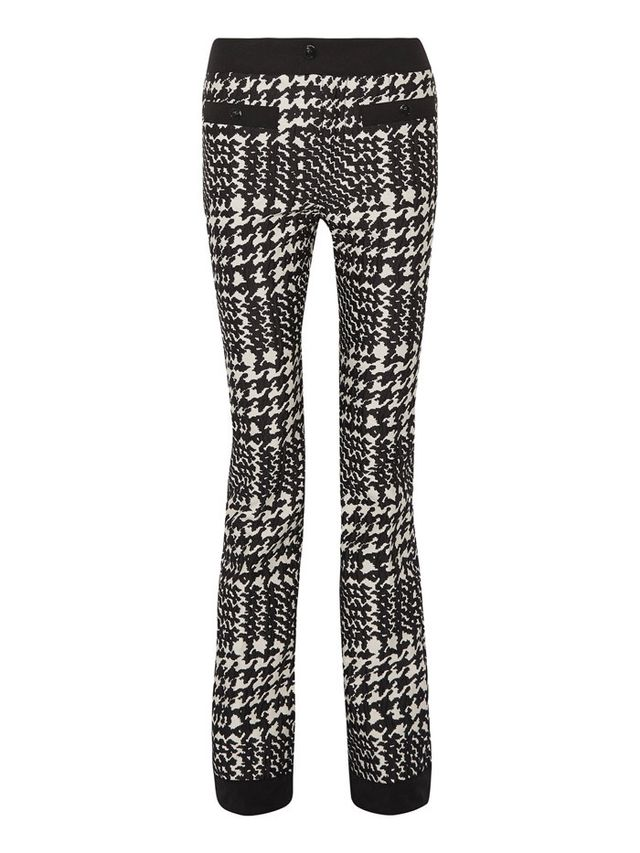 Moncler Grenoble Houndstooth Twill Ski Pants