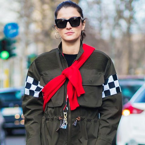 street style trends 2017: The New Jumper Hack