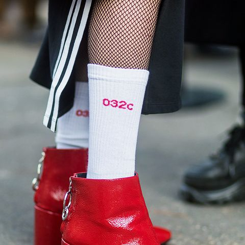 street style trends 2017: Sporty Socks