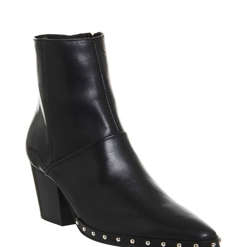 Levi Western Boots