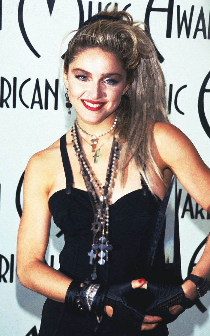 80s fashion: Madonna in the bodysuit was the pinnacle of eighties fashion