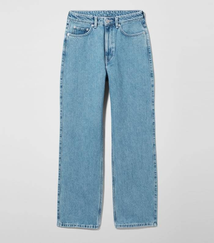 Sweatwater Boys Simple Harem Jean Cute Denim Trousers Pants