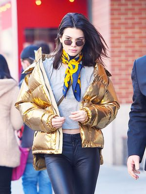 Kendall Jenner Wore the Look NYC Girls Love