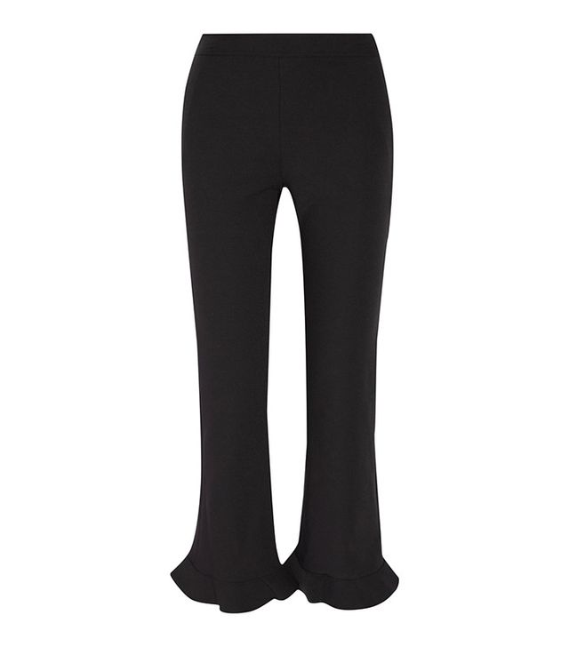 Opening Ceremony William Ruffle-Trimmed Pants