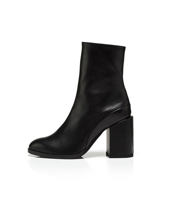 Dear Frances Spirit Boots, Black
