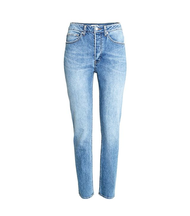 H&M Relaxed High Jeans