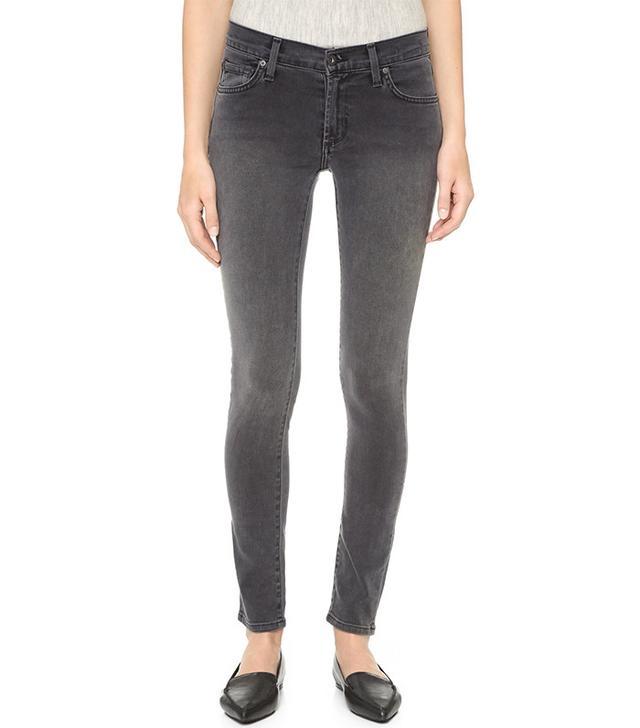 James Jeans Twiggy 5-Pocket Skinny Jeans