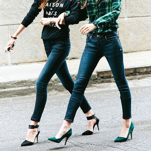 The #1 Skinny Jeans, According to a Fashion Stylist