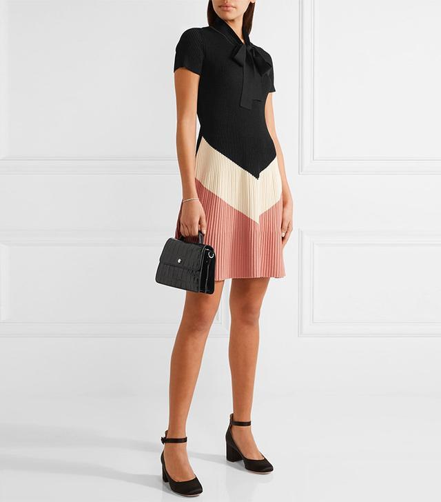 designer a line dress