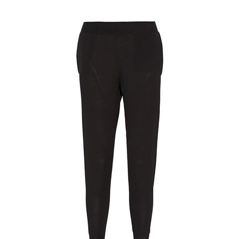 Wool Track Pants