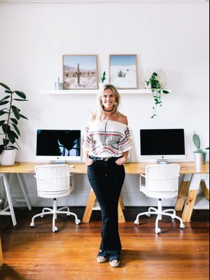 This Creative Agency's Plant-Filled Woollahra Studio Is Our Dream Workspace