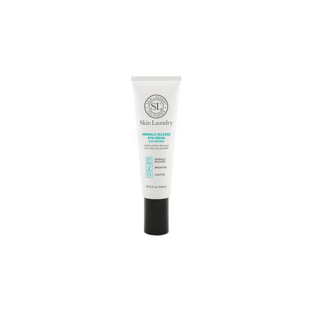 Skin Laundry Wrinkle Release Eye Cream With Peptides