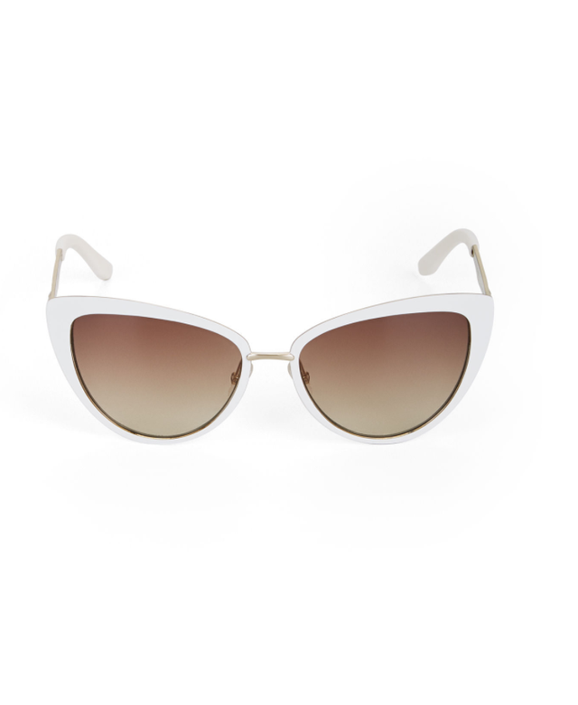 BCBG Seductive Cat-Eye Sunglasses