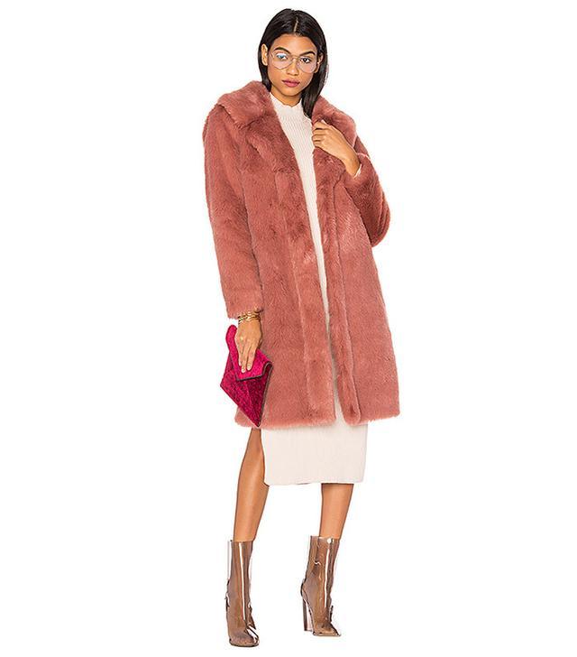 LPA Faux-Fur Coat 111