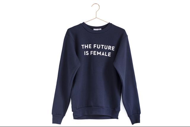 Otherwild The Future Is Female Sweatshirt