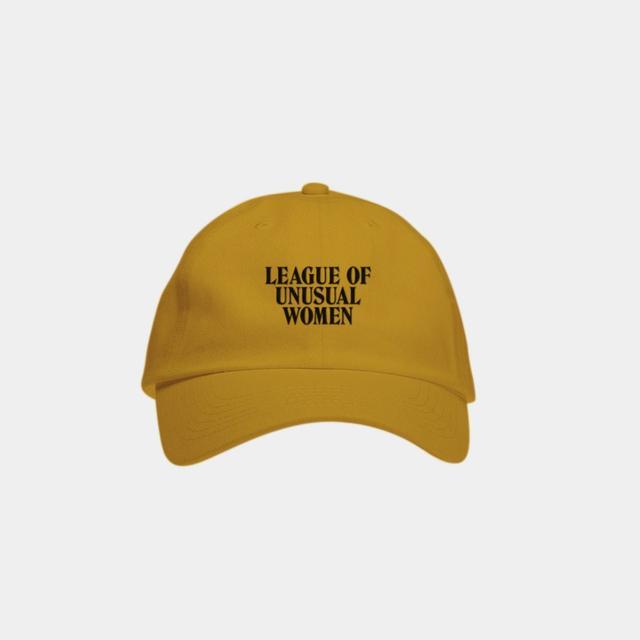 The Wing League of Unusual Women Hat