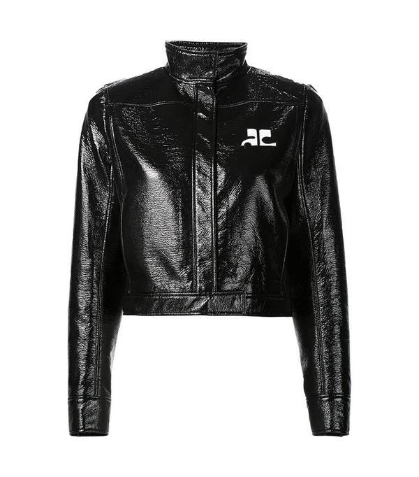 Courrèges Zipped Jacket