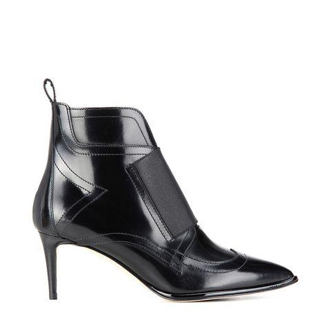 Mazzy 65 Leather Ankle Boots