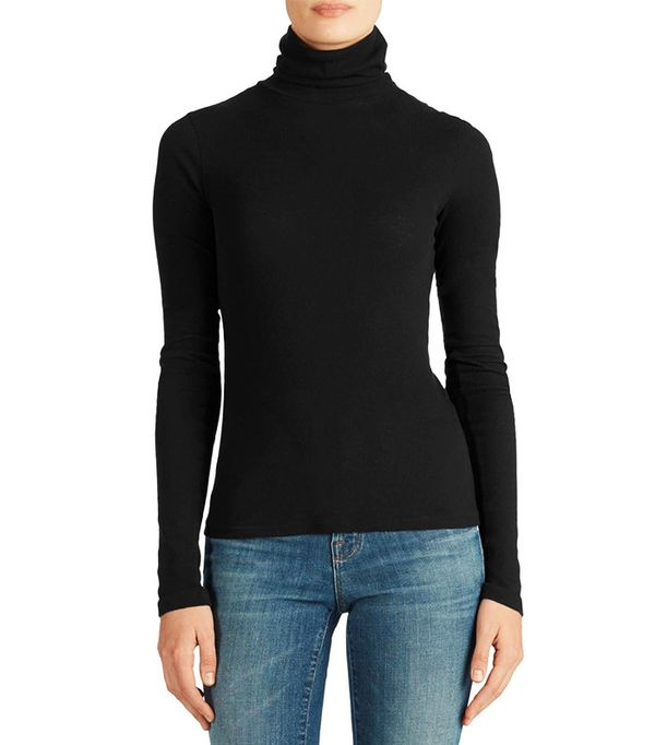J Brand Centro Sweater in Black