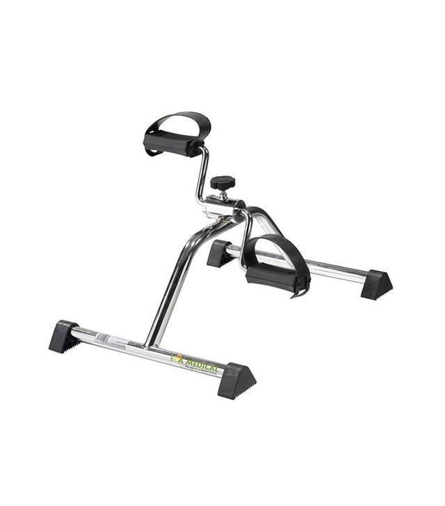 Eva Medical Pedal Exerciser Chrome Frame