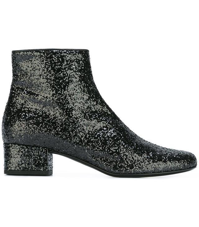 Saint Laurent Babies Ankle Boots