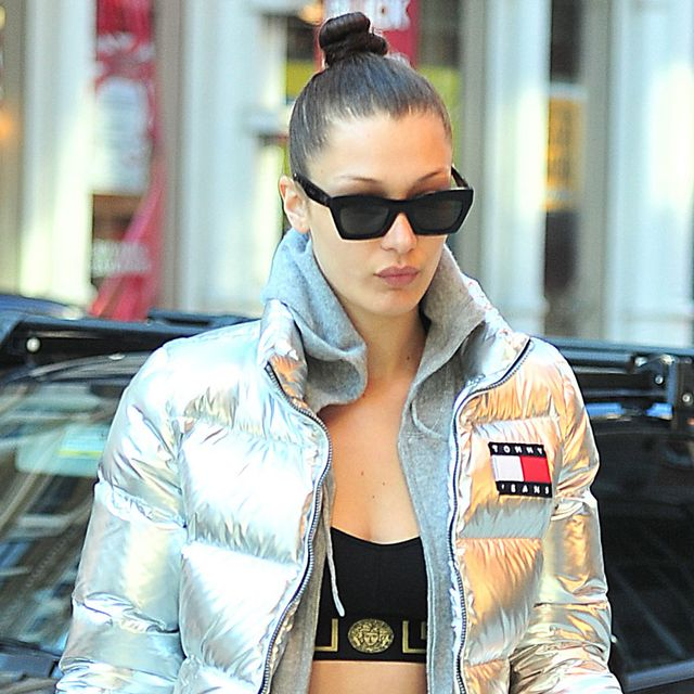 Watch Bella Hadid Hilariously Unwind After a Long Day of Work