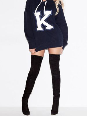 This Kardashian Sold Out Another Clothing Launch Last Week