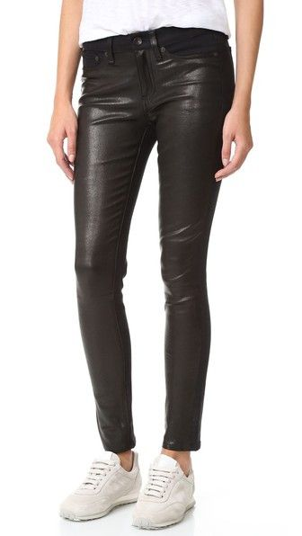 Rag & Bone/Jean Hyde Leather Pants