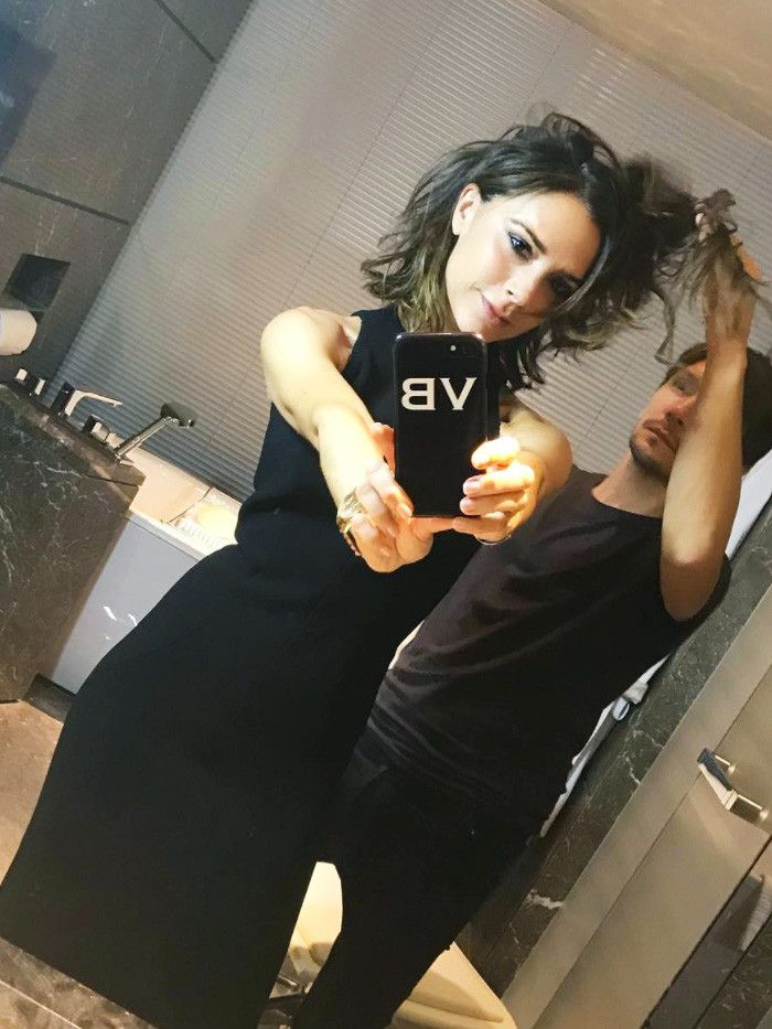 Victoria Beckham phone case
