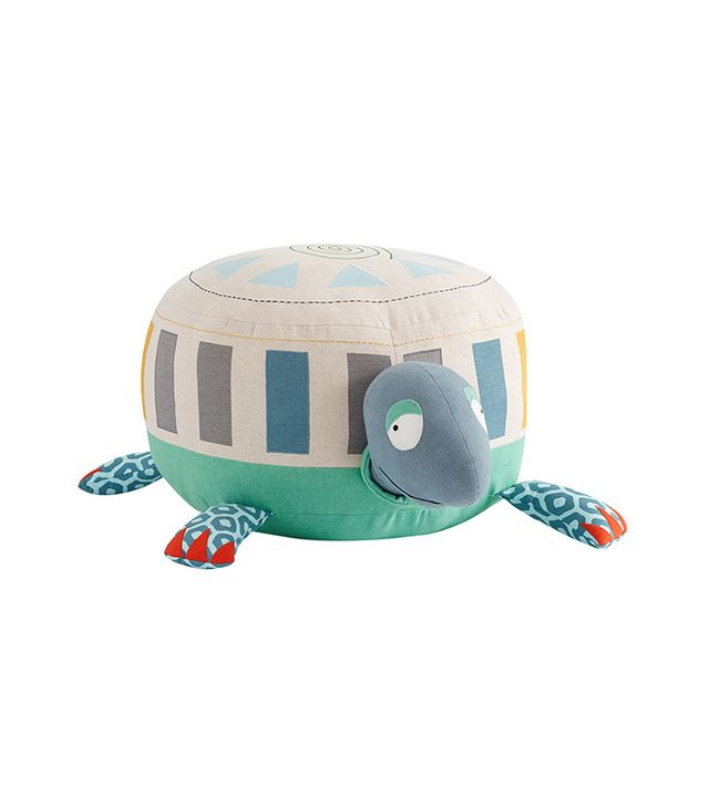 Margherita Missoni Jumbo Turtle Pouf