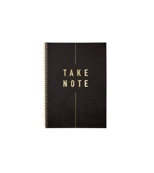 Kikki-K Life Essentials Notebook