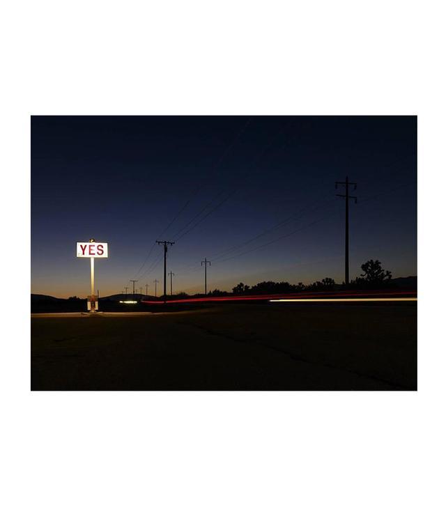 """""""YES"""" by Frank Schott"""