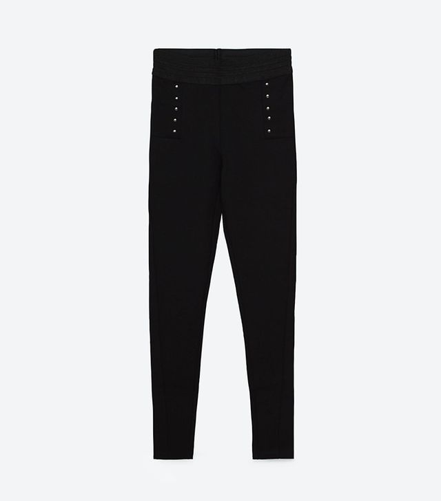 Zara Body-Shaping Leggings
