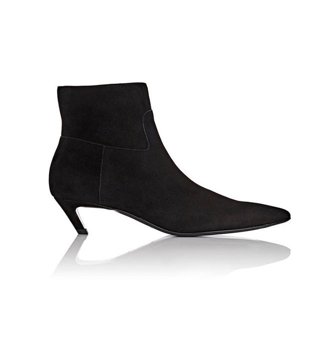 Balenciaga Broken-Heel Ankle Boots